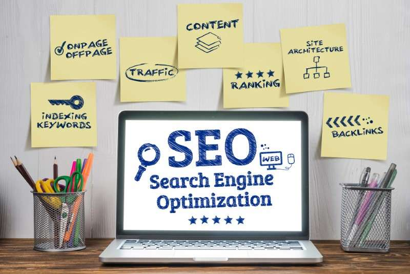 Optimizacija spletne strani in ključni dejavniki
