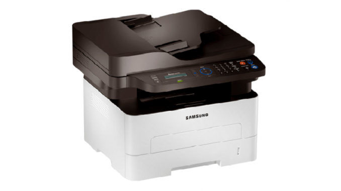 Barvni laserski tiskalnik