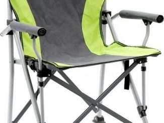 Preklopni stol za kampiranje Raptor