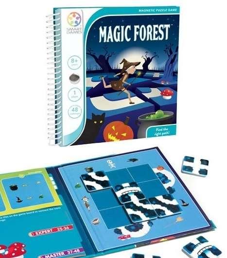 "Miselna igra ""Čarobni gozd"""