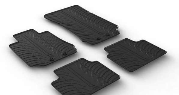 Zaščitni  gumi tepihi