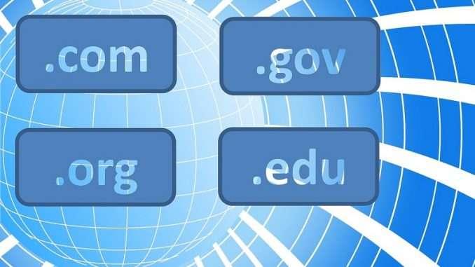 Registracije domene